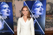 """Natalie Portman attends the """"Vox Lux"""" New York Screening at the Whitby Hotel on December 13, 2018 in New York City."""