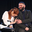 Guillermo Diaz and Darby Stanchfield