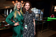 Dascha Polanco in the Heineken Green Room at Vulture Festival Presented By AT&Tat at The Roosevelt Hotel on November 09, 2019 in Hollywood, California.