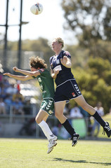 Ashleigh Sykes W-League Round 3 - Canberra v Victory