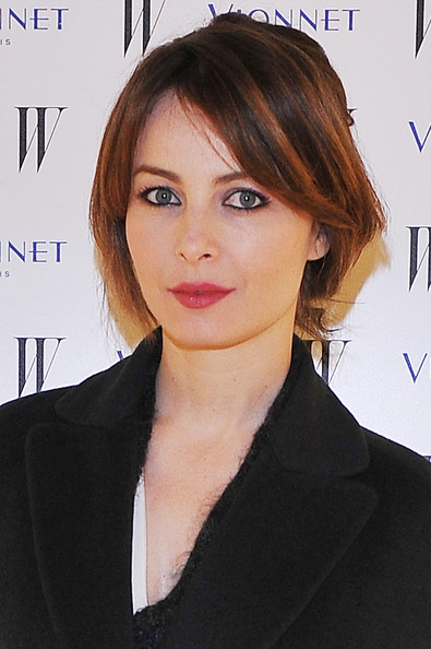 Violante Placido in W And Vionnet Hosts The Thayaht ...