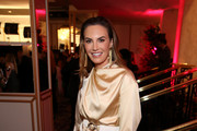 """Elizabeth Chambers attends WCRF's """"An Unforgettable Evening"""" at Beverly Wilshire, A Four Seasons Hotel on February 27, 2020 in Beverly Hills, California."""