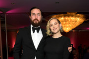 """Danny Fujikawa and honoree Kate Hudson attend WCRF's """"An Unforgettable Evening"""" at the Beverly Wilshire Four Seasons Hotel on February 28, 2019 in Beverly Hills, California."""