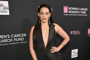 """Natalie Martinez attends WCRF's """"An Unforgettable Evening"""" Presented by Saks Fifth Avenue on February 27, 2018 in Beverly Hills, California."""