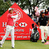 Phil Mickelson Liang Wen Chong Photos - Liang Wen-chong of China hits his tee-shot on the tenth hole as Phil Mickelson of the USA looks on during the final round of the WGC - HSBC Champions at the Sheshan International Golf Club on November 3, 2013 in Shanghai, China. - WGC - HSBC Champions: Day Four