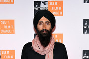 Waris Ahluwalia attends the WITNESS 25th Anniversary Gala at The Edison Ballroom on May 11, 2017 in New York City.