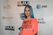 Rapper Iggy Azalea attends the WNBA All-Star Game 2019 beach concert at the Mandalay Bay Beach at Mandalay Bay Resort and Casino on July 26, 2019 in Las Vegas, Nevada.