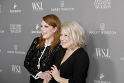 Julianne Moore and Bette Midler attend the WSJ. Magazine 2019 Innovator Awards sponsored by Harry Winston and Rémy Martin at MOMA on November 06, 2019 in New York City.