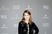 Julianne Moore attends the WSJ. Magazine 2019 Innovator Awards sponsored by Harry Winston and Rémy Martinat MOMA on November 06, 2019 in New York City.