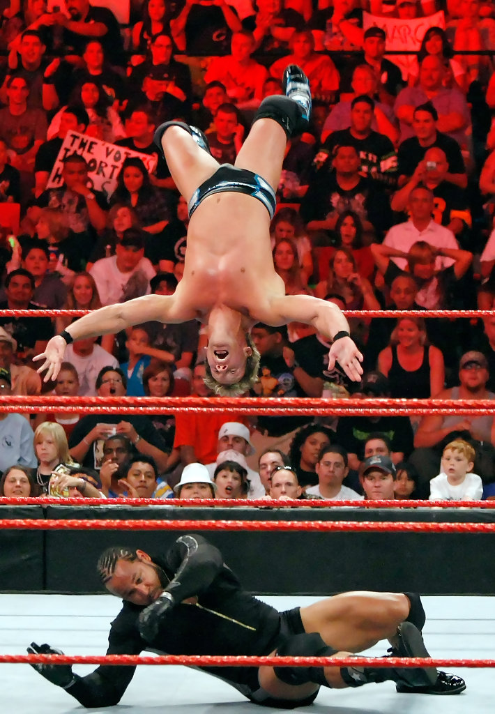 Wwe monday night raw in las vegas zimbio - Monday night raw images ...