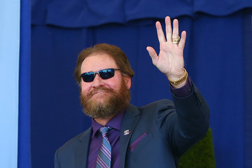 Wade Boggs Baseball Hall of Fame Induction Ceremony