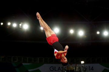 Wah Toon Hoe 20th Commonwealth Games: Artistic Gymnastics