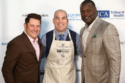 Kevin Carter and Jay DeMarcus Photos Photo
