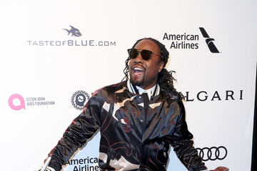 Wale 25th Annual Elton John AIDS Foundation's Oscar Viewing Party - Arrivals