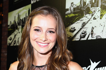 """Candace Bailey """"The Walking Dead"""" 100th Issue Black-Carpet Event Powered By Hyundai And Future US"""