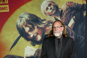 Greg Nicotero attends The Walking Dead Premiere and Party on September 23, 2019 in West Hollywood, California.