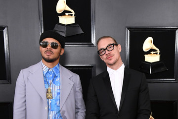 Walshy Fire 61st Annual Grammy Awards - Arrivals