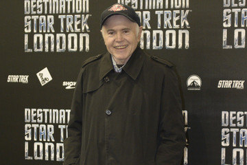 Walter Koenig Destination Star Trek London - Photocall