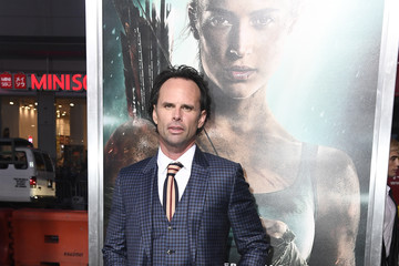 Walton Goggins Premiere Of Warner Bros. Pictures' 'Tomb Raider' - Arrivals