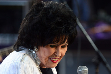 Wanda Jackson 2014 Stagecoach California's Country Music Festival - Day 3