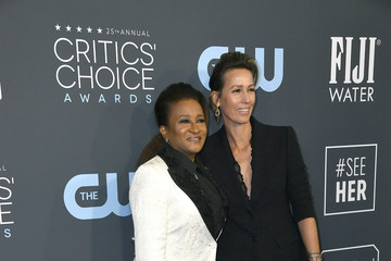 Wanda Sykes 25th Annual Critics' Choice Awards - Arrivals