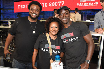 Wanda Sykes Hand in Hand: A Benefit for Hurricane Relief - Los Angeles