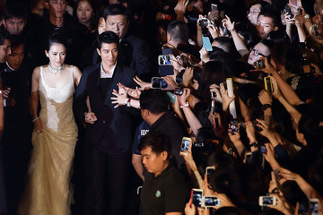 Wang Leehom 'My Lucky Star' Premieres in Singapore
