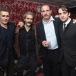 Vincent Piazza and Michael Imperioli