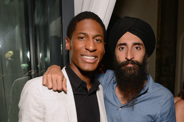 Waris Ahluwalia Cecconi's Dumbo Opening Party Hosted By Nick Jones & Soho House