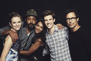 Tom Cavanagh Jesse L. Martin Photos Photo