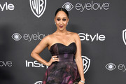 TV personality Tamera Mowry attends the 18th Annual Post-Golden Globes Party hosted by Warner Bros. Pictures and InStyle at The Beverly Hilton Hotel on January 8, 2017 in Beverly Hills, California.