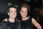 Jeri Ryan and Jonathan Del Arco Photos Photo