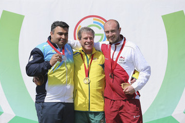 Warren Potent 20th Commonwealth Games: Shooting