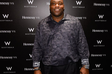 Warren Sapp Hennessy Lounge at the W Scottsdale: Day 1