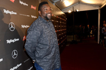 Warren Sapp Rolling Stone Live: Houston Presented by Budweiser and Mercedes-Benz. Produced in Partnership With Talent Resources Sports. - Arrivals