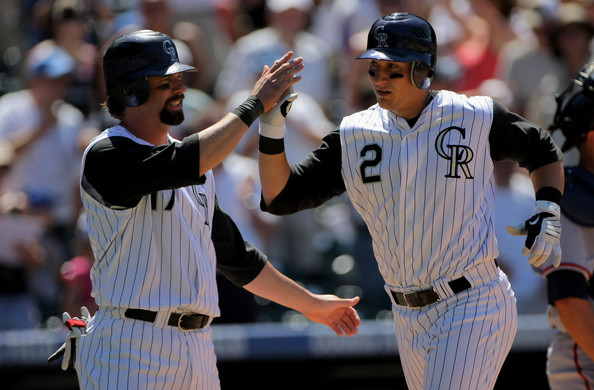 colorado rockies todd helton. Todd Helton Shortstop Troy