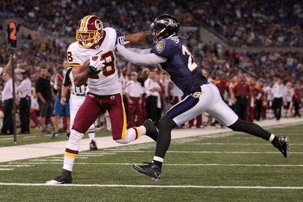 Redskins vs. Ravens