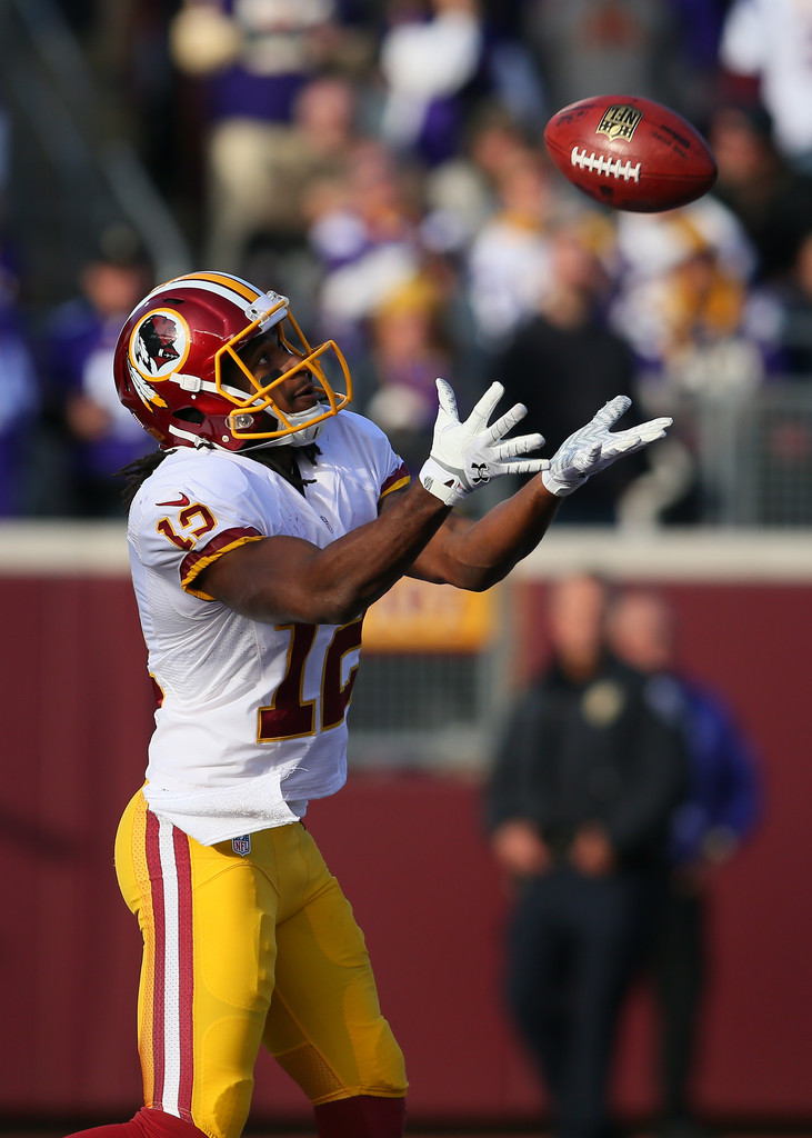 Andre roberts pictures washington redskins v minnesota for Andre robert