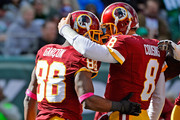 Pierre Garcon Kirk Cousins Photos Photo