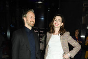 Anne Hathaway and Adam Shulman Photos Photo