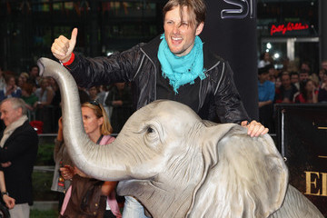 Axel Schreiber Water For Elephants Germany Premiere
