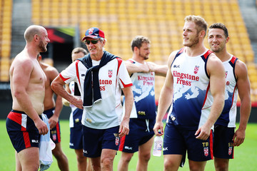 Wayne Bennett England Captain's Run