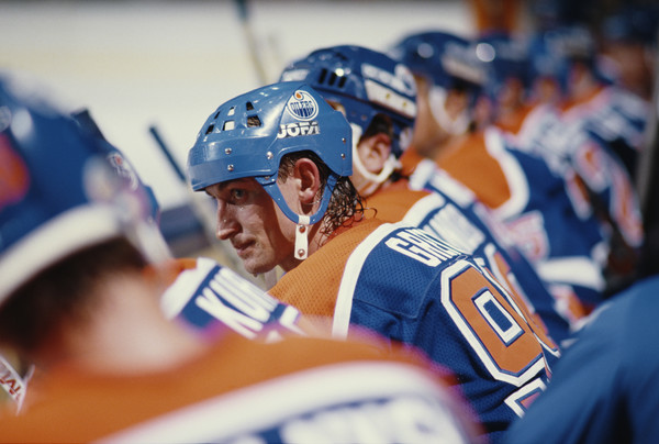 Wayne Gretzky Photos Photos Allsport Usa Edit And Rescans Di Zimbio