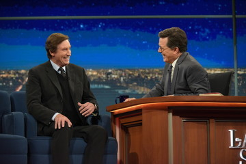 """Wayne Gretzky CBS's """"The Late Show with Stephen Colbert"""" - Season Two"""