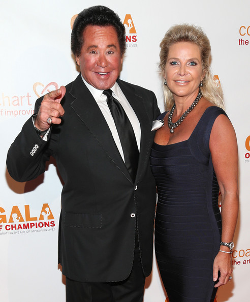 9th Annual Gala of Champions — Part 2 [gala of champions,suit,event,formal wear,little black dress,premiere,tuxedo,dress,white-collar worker,award,arrivals,wayne newton,coachart,kathleen mccrone,beverly hills,california,the beverly hilton hotel,l,9th annual gala of champions]