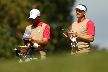 Wayne Richardson Ryder Cup - Preview Day 4