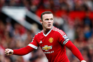 Wayne Rooney Manchester United v Sunderland - Premier League