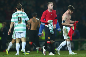 Wayne Rooney Yeovil Town v Manchester United - FA Cup Third Round