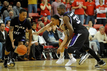 Matt Washington Weber State v UNLV