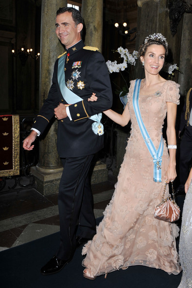 Wedding Of Crown Princess Victoria Daniel Westling Banquet Inside